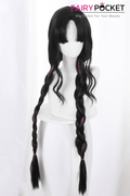 Fate/Grand Order Sesshouin Kiara Cosplay Wig