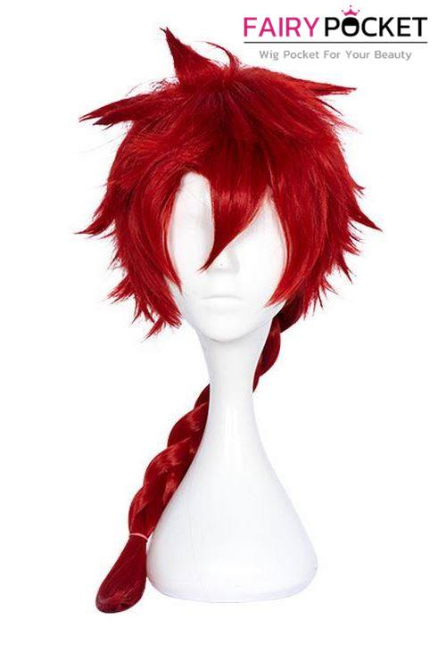 Fate/Grand Order Alexander Cosplay Wig