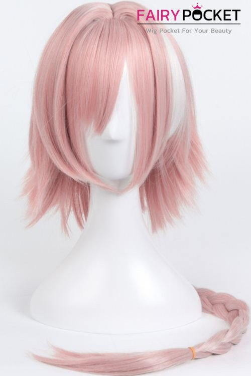Fate/Grand Order Astolfo Cosplay Wig