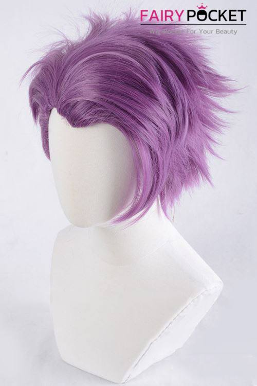 Fate/Grand Order Lancelot Cosplay Wig
