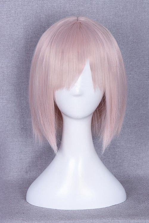 Fate/Grand Order Mash Kyrielight Cosplay Wig