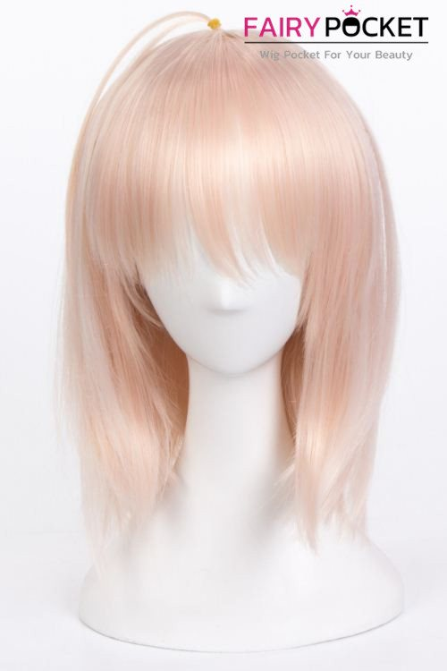 Fate/Grand Order Okita Souji Cosplay Wig