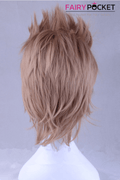 Final Fantasy XV Ignis Stupeo Scientia Anime Cosplay Wig