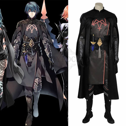 Fire Emblem: Three Houses Byleth Cosplay Costume
