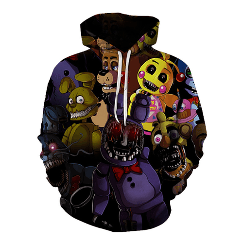 Five Nights at Freddy's Hoodie - BF