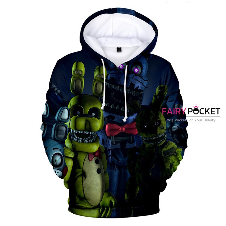 Five Nights at Freddy's Hoodie - I