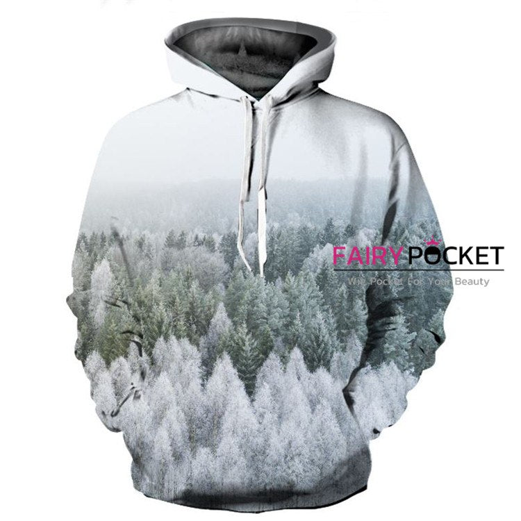 Forest Hoodie - C
