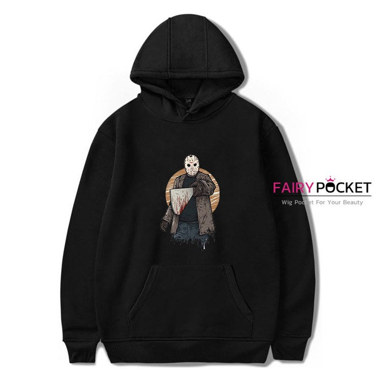 Friday the 13th Hoodie (6 Colors) - B