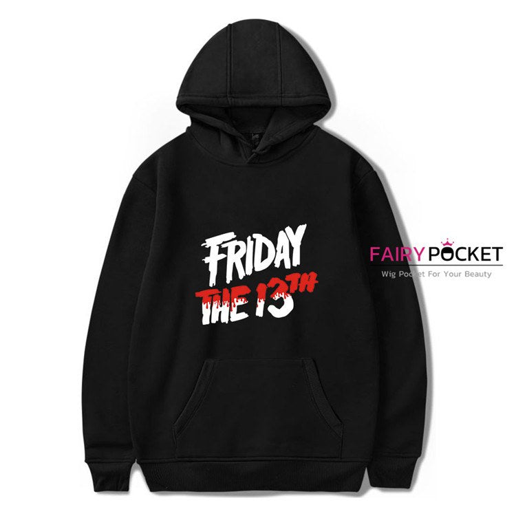 Friday the 13th Hoodie (6 Colors) - C