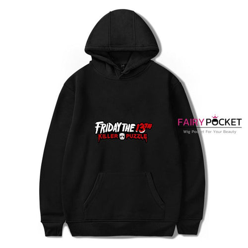 Friday the 13th Hoodie (6 Colors) - E