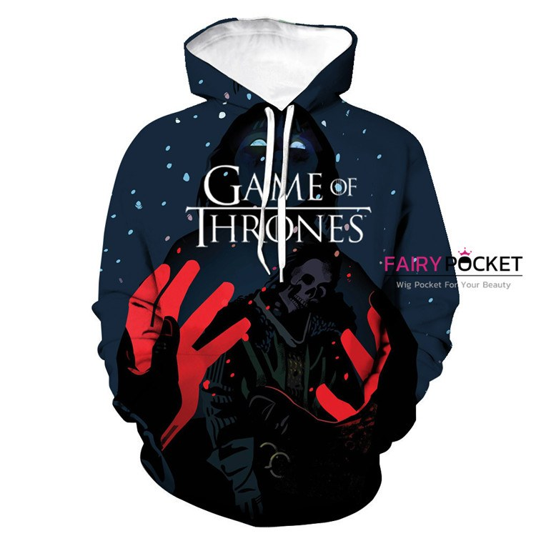 Game of Thrones Hoodie - Q