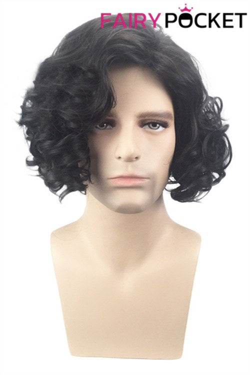 Game of Thrones Jon Snow Cosplay Wig