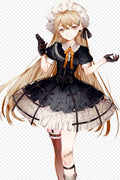 Girls Frontline PPK Cosplay Wig