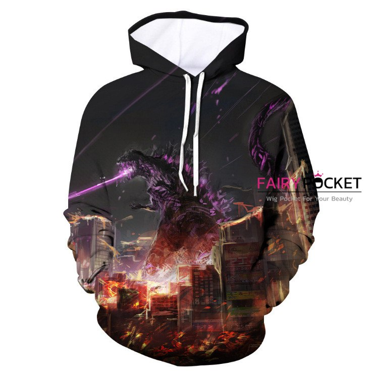 Godzilla: King of the Monsters Hoodie - P