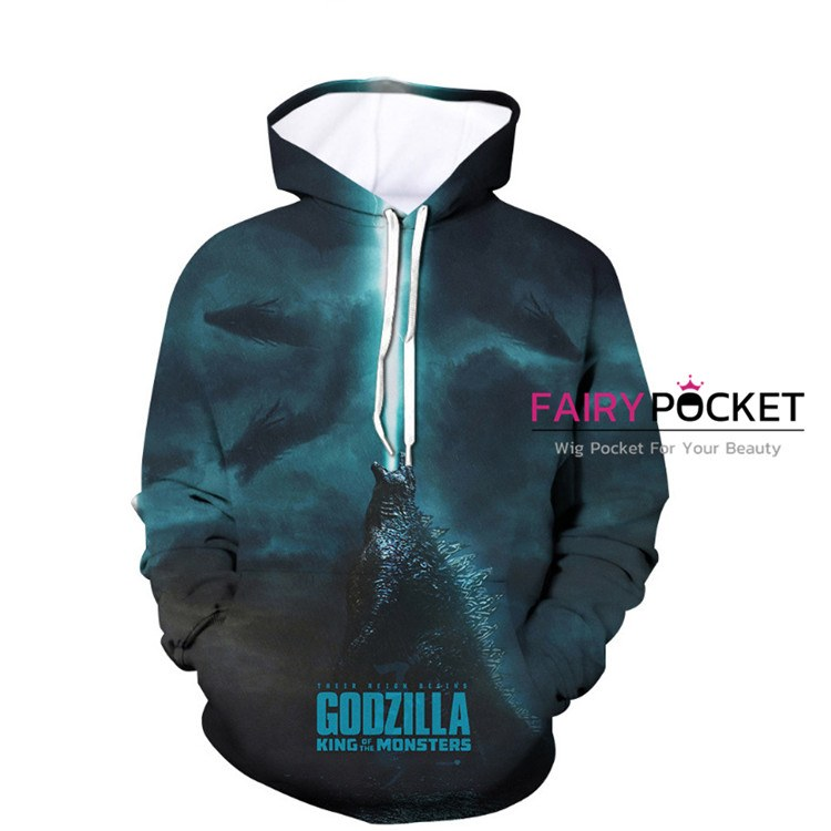 Godzilla: King of the Monsters Hoodie