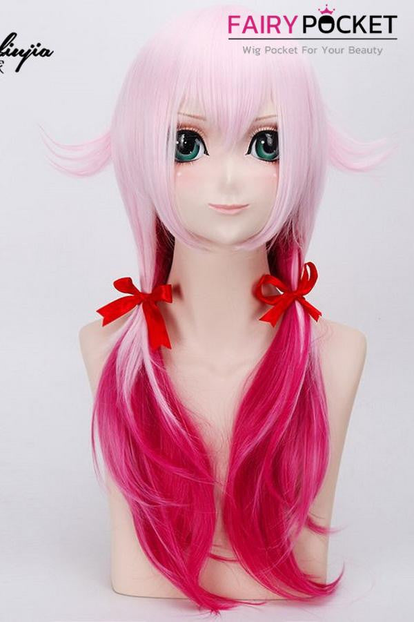 Guilty Crown Inori Yuzuriha Anime Cosplay Wig