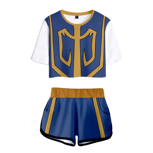 HUNTER×HUNTER Anime Suits - F