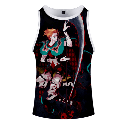 HUNTER×HUNTER Anime Tank Top - F