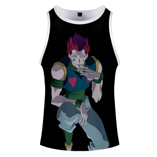 HUNTER×HUNTER Anime Tank Top - G