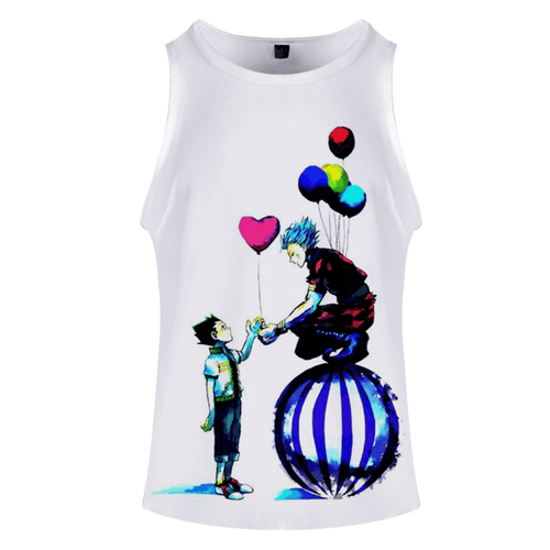 HUNTER×HUNTER Anime Tank Top