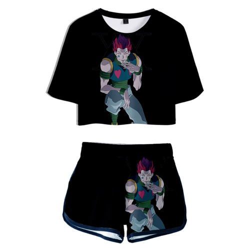 HUNTER×HUNTER Hisoka Anime Suits - G