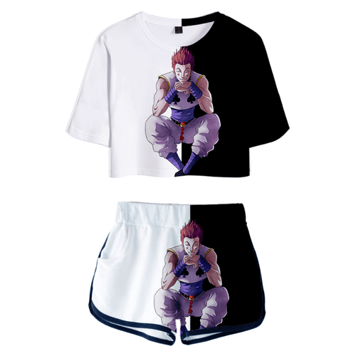 HUNTER×HUNTER Hisoka Anime Suits - H