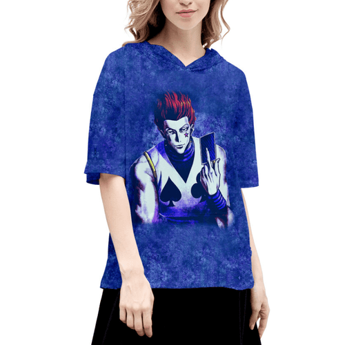 HUNTER×HUNTER Hisoka Anime T-Shirt - B