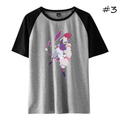 HUNTER×HUNTER Hisoka Anime T-Shirt (3 Colors) - B