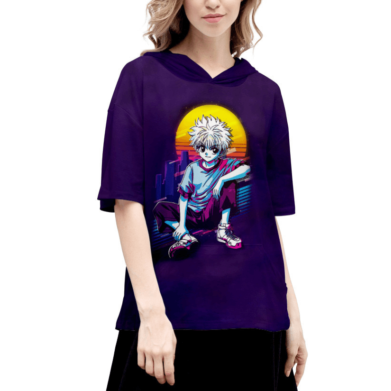 HUNTER×HUNTER Killua Zoldyck Anime T-Shirt