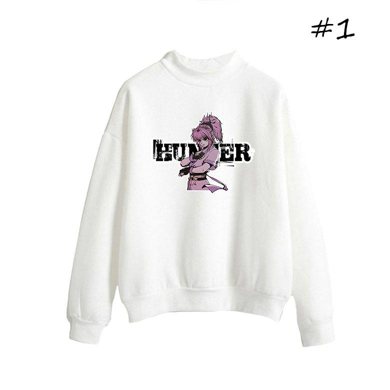HUNTER×HUNTER Machi Anime Hoodie