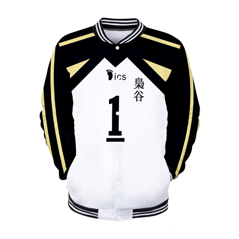 Haikyuu!! Anime Jacket/Coat - I