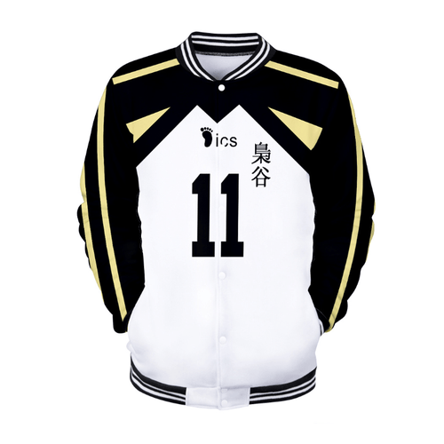 Haikyuu!! Anime Jacket/Coat - P
