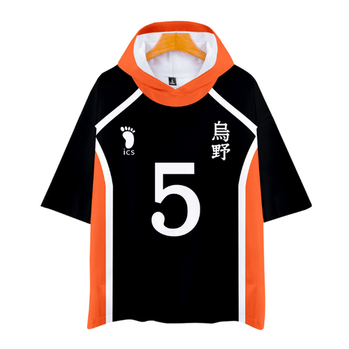 Haikyuu!! Anime T-Shirt - N