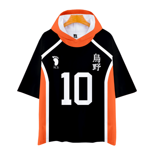Haikyuu!! Anime T-Shirt - O