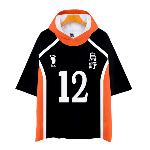 Haikyuu!! Anime T-Shirt - Q