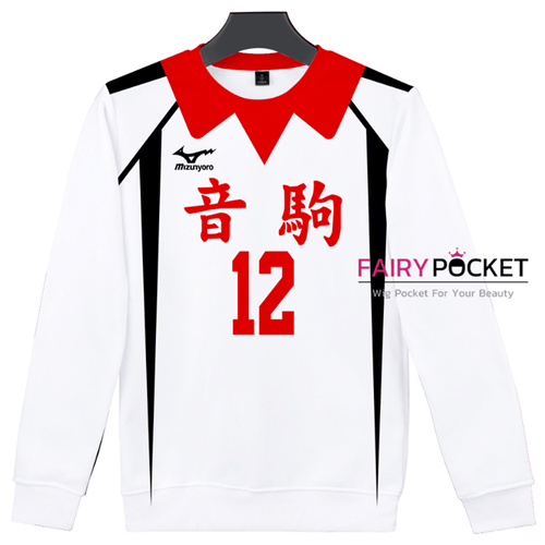 Haikyuu!! Long-Sleeve T-Shirt - G
