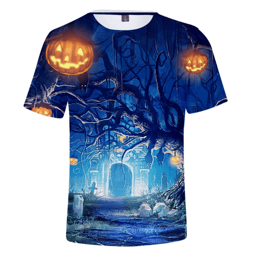 Happy Halloween T-Shirt - K