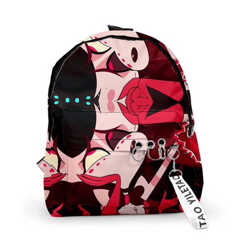 Hazbin Hotel Backpack - B