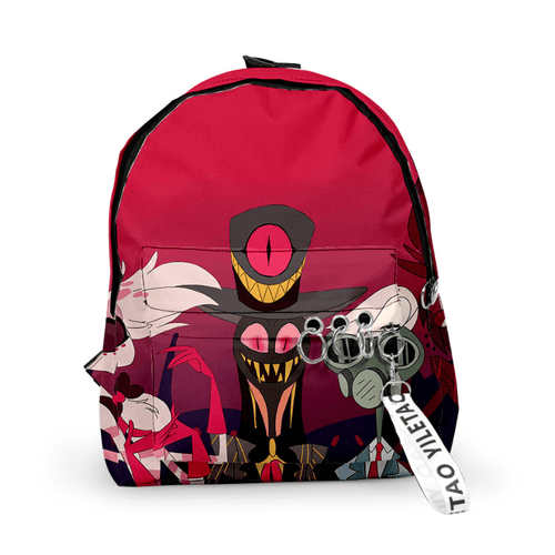 Hazbin Hotel Backpack - C