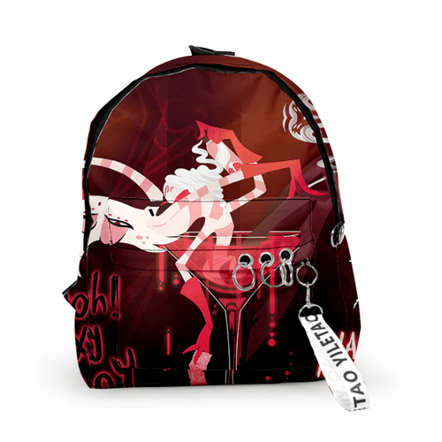 Hazbin Hotel Backpack