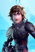 How To Train Your Dragon Hiccup Cosplay Wig
