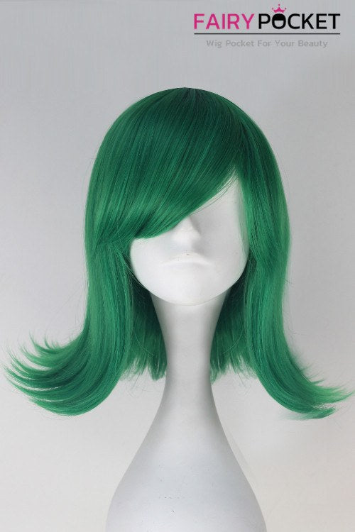 Inside Out Disgust Cosplay Wig