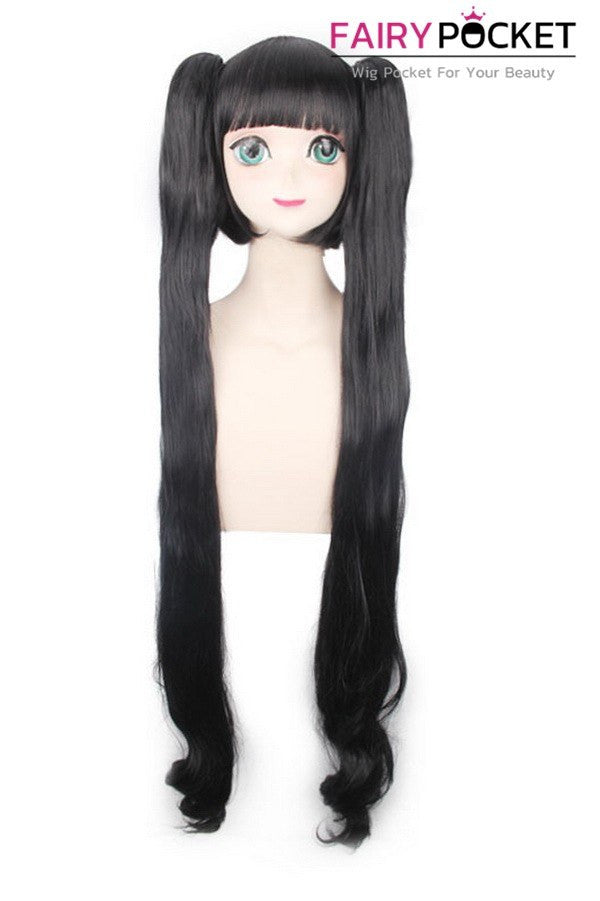 Is It Wrong to Try to Pick Up Girls in a Dungeon? Hestia Anime Cosplay Wig