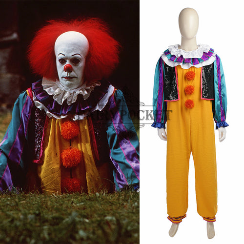It Pennywise Cosplay Costume - B