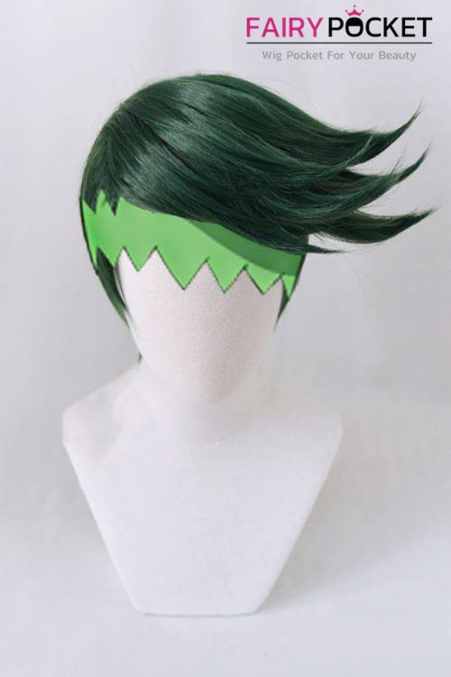 JoJo's Bizarre Adventure: Diamond is Unbreakable Rohan Kishibe Cosplay Wig