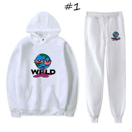 Juice Wrld Suits (5 Colors) - C