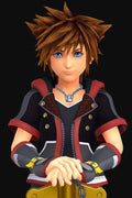 Kingdom Hearts 3 Sora Anime Cosplay Wig