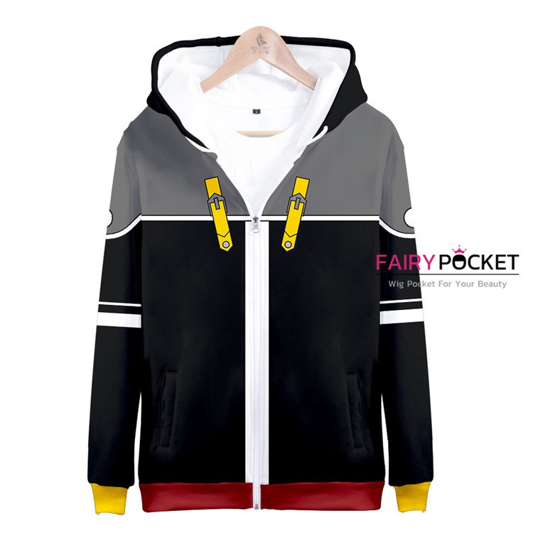 Kingdom Hearts Jacket/Coat - G
