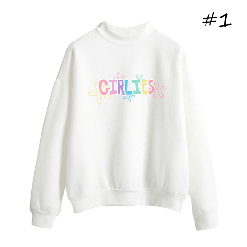 Larray Girlies Hoodie (5 Colors) - B