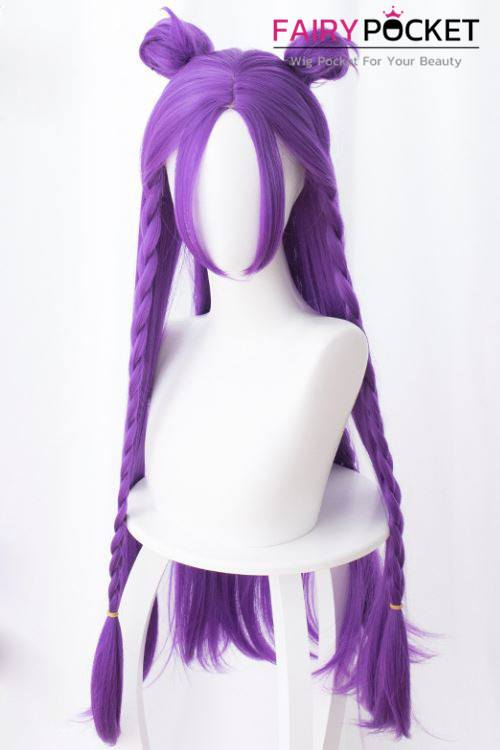 League of Legends K/DA Kaisa Cosplay Wig
